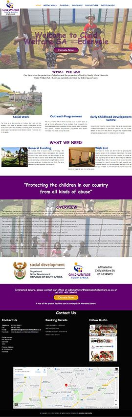 Edenvale Child Welfare